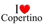I Love (Heart) Copertino, Italy