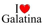 I Love (Heart) Galatina, Italy