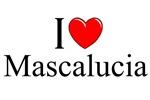 I Love (Heart) Mascalucia, Italy