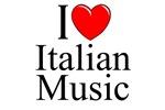 I Love (Heart) Italian Music