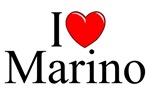 I Love (Heart) Marino, Italy