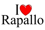 I Love (Heart) Rapallo, Italy
