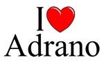 I Love (Heart) Adrano, Italy