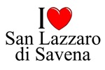I Love (Heart) San Lazzaro di Savena, Italy
