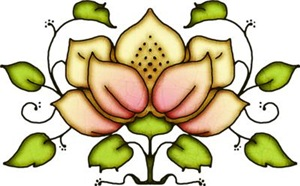 Water Lily Motif