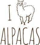 I Love Alpacas