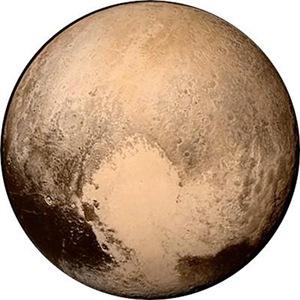 Minor Planet Pluto