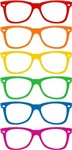 Eyeglasses Rainbow