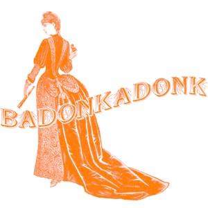 Bustle Badonkadonk (Orange)