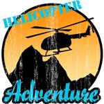 Helicopter Adventure T-shirts