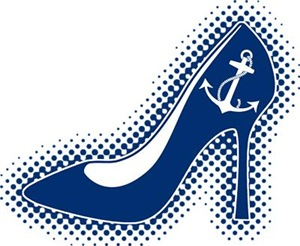 Anchor High Heel