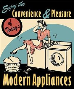 Retro Modern Appliances