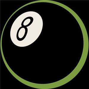 Retro 8-Ball