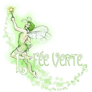 Absinthe Fairy Flying