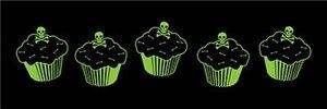 Poison Cupcakes