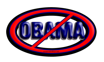 No Obama Oval