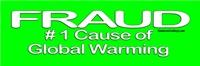Fraud Causes Global Warming