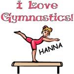 I Love Gymnastics (Hanna)