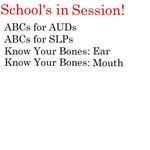 School's in Session!