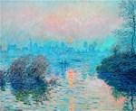 Monet: Impression Sunset