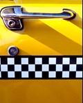 Checker Cab No. 8