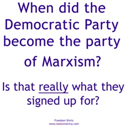 When did Democrats become Marxists?