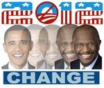 2012 herman cain change