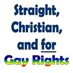 Straight,Christian,&GayRights