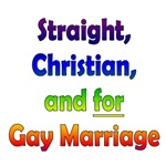 Straight,Christian,GayMarriage