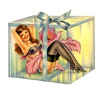 Pin-up in a Box