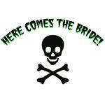 Bride - Skull & Crossbones
