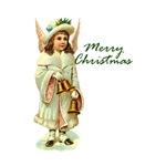 Merry Christmas - Christmas Angel