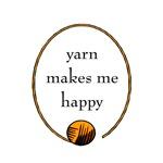 Yarn Makes Me Happy