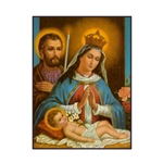 Holy Family - Nativity