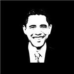 Smiling Barack Obama Portrait
