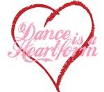 Dance is a Heartform