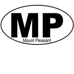 Mt Pleasant Decal-style