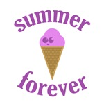 Summer Forever Purple