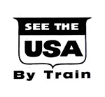 SEE THE USA BY TRAIN
