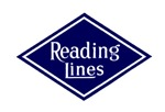 Reading Railroad Lines Clothing