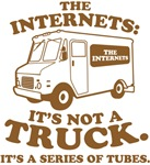 the internets: it's not a truck.