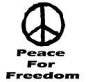Peace For Freedom