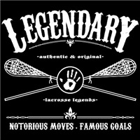 Lacrosse-Legendary Lacrosse