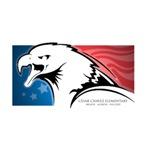 Cesar Chavez American Eagle Logo