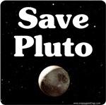 Save Pluto Tee-Shirts