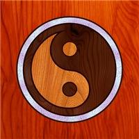 Inlaid Yin Yang