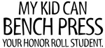 HONOR ROLL BENCH PRESS