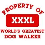 Property of Dog Walker