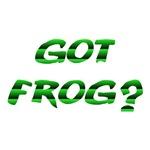 got frog?