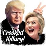 Crooked Hillary Bunny Ears